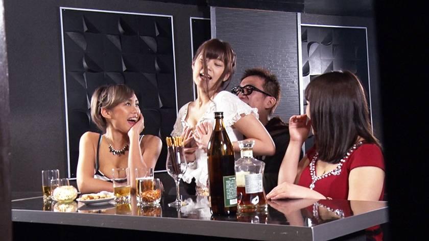 オトナの女は酔うと性欲が高まっていく!お酒の勢いで身体もアソ サンプル画像15
