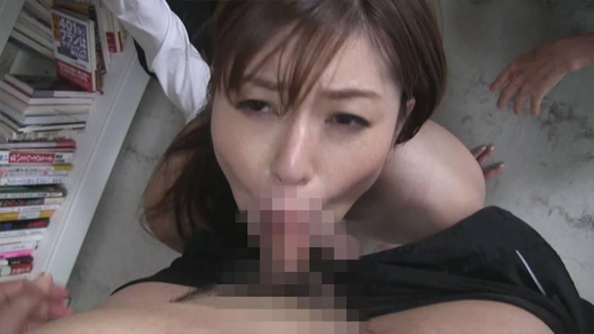 妄想女教師痴漢 葵百合香 サンプル画像17