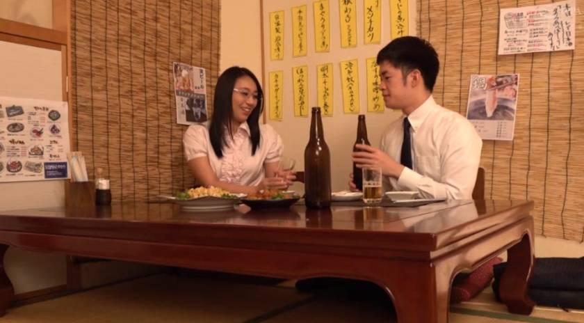 憧れの女上司と 田所百合 サンプル画像1