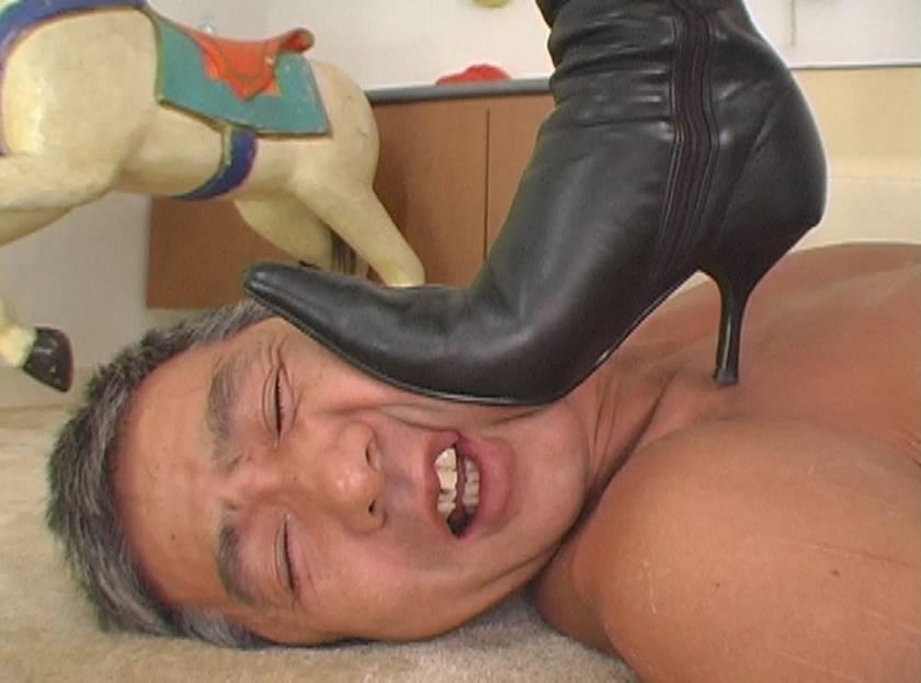 ロングブーツを履いた綺麗なお姉さんに痴女られたい! サンプル画像1