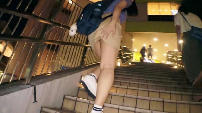 【神の乳を持つ娘】21歳【Hカップ巨乳】るかちゃん参上!大学 サンプル画像1