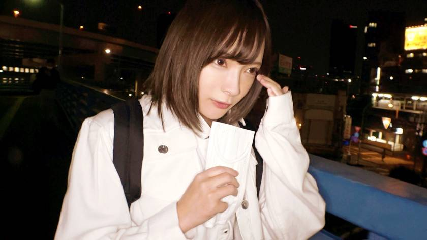 【圧倒的美少女】24歳【天国にイキたい】みおちゃん参上!普段 サンプル画像1