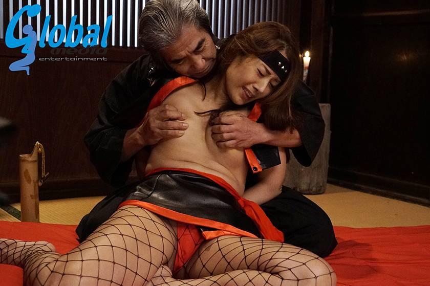 くノ一 裏切りの●●●● 幻惑と快楽に捕われた美しき女忍者  サンプル画像2
