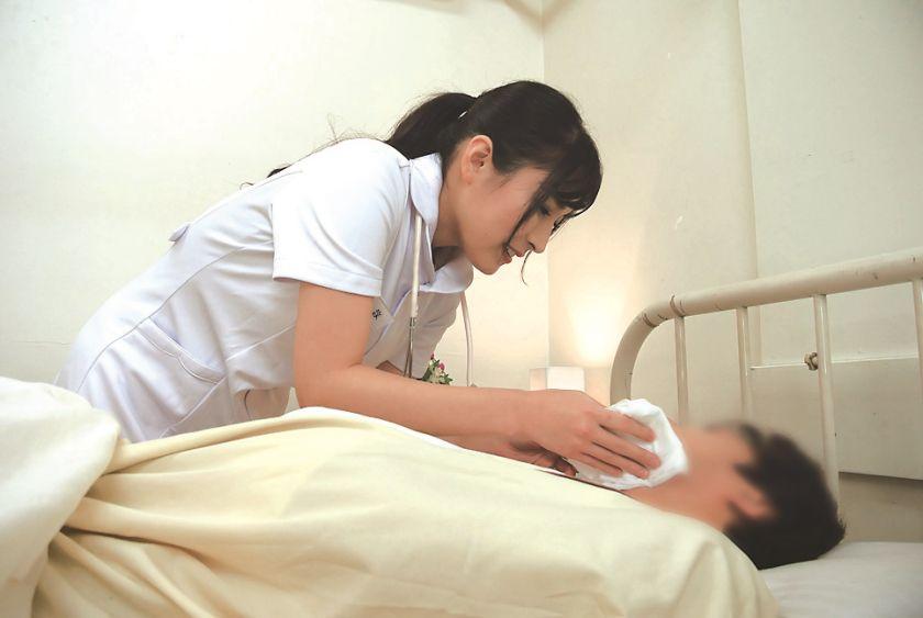 性処理専門病棟 美人ナースのエッチな看護 岩沢香代 サンプル画像2