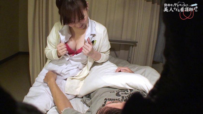 勤務中にヤラせてくれた美人すぎる看護師さんベスト10 サンプル画像2