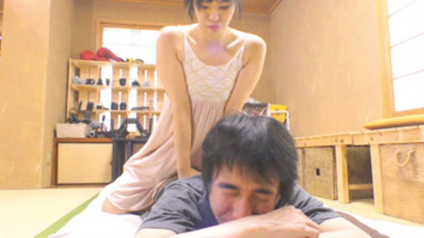 娘とじゃれ合う内に俺の上で「ロデオ」のように腰を振られ、まさ サンプル画像2