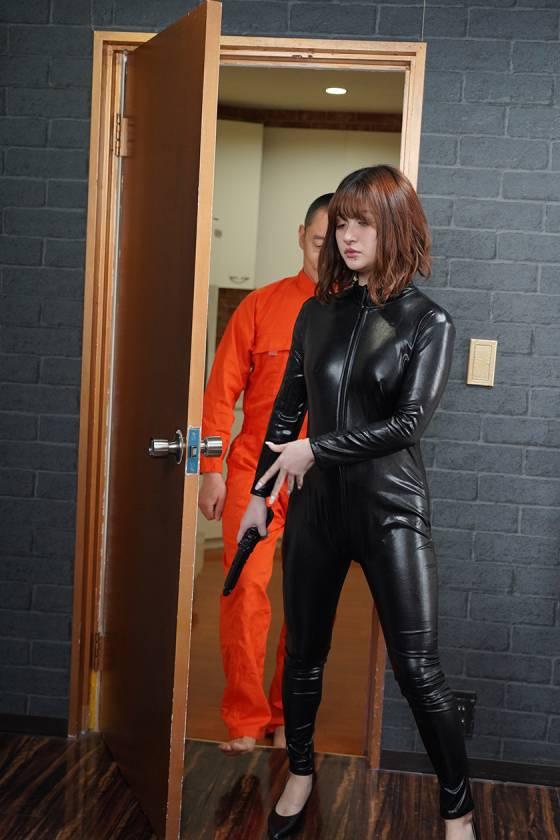 縛られた女捜査官 うららか麗 サンプル画像2