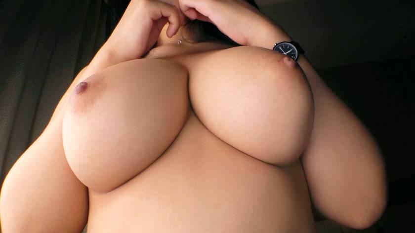 【神の乳を持つ娘】21歳【Hカップ巨乳】るかちゃん参上!大学 サンプル画像30