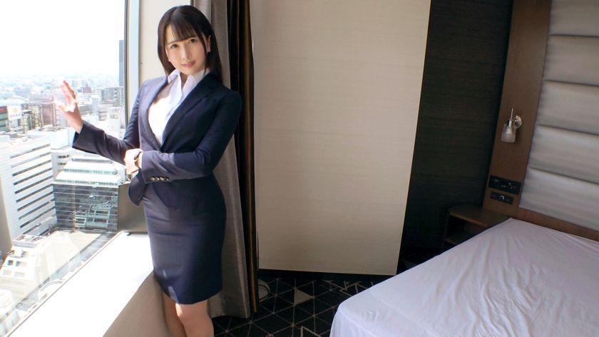 【激カワ不動産OL】【がっつりスケベ美女】るあちゃん参上!お サンプル画像30
