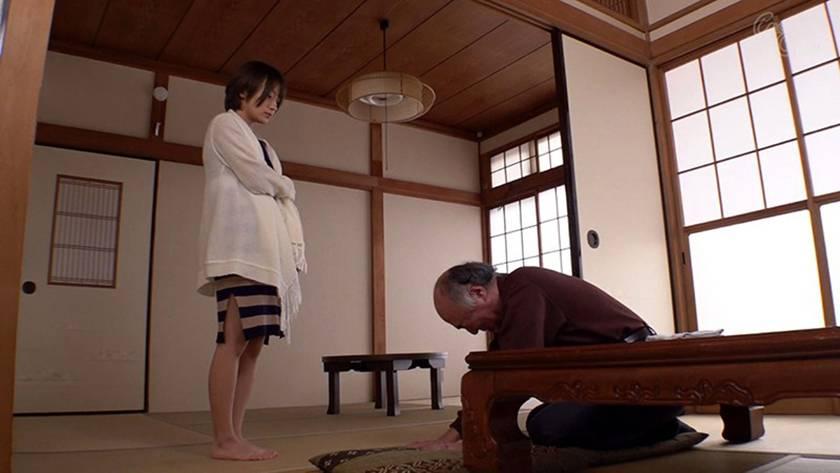 義父と嫁、密着中出し交尾 吉良りん サンプル画像3