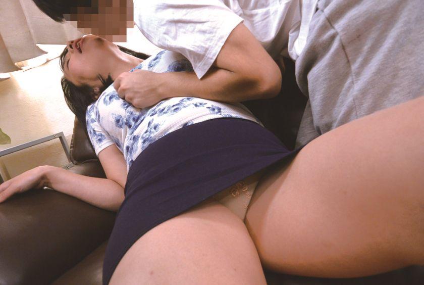 【官能】兄嫁と弟の生々しい浮気SEX180分 郡司結子 小日 サンプル画像3