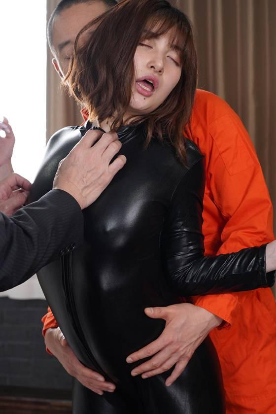縛られた女捜査官 うららか麗 サンプル画像3