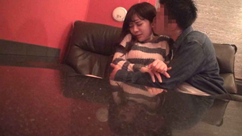 彼氏が彼女を他人に貸し出し寝取られSEX撮影 サンプル画像3