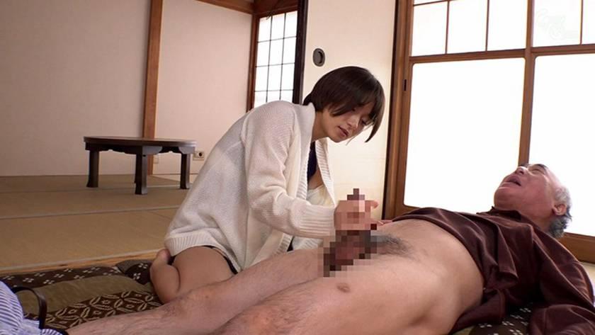 義父と嫁、密着中出し交尾 吉良りん サンプル画像4