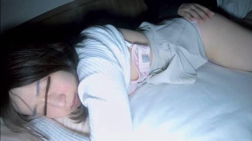 睡姦中出し 01 サンプル画像4