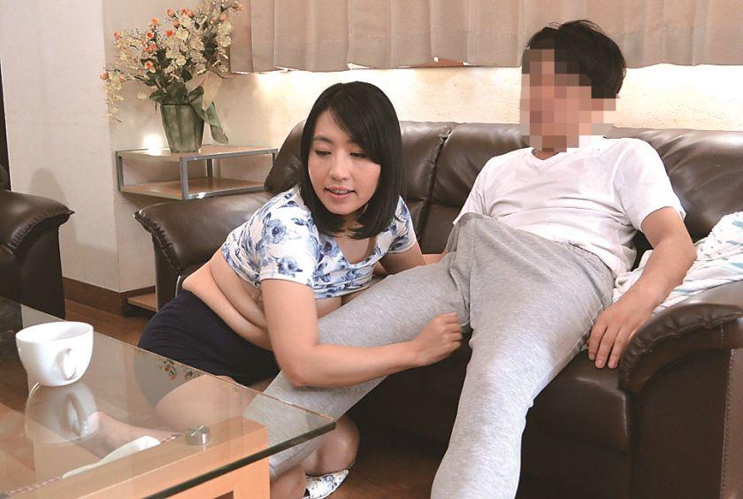 【官能】兄嫁と弟の生々しい浮気SEX180分 郡司結子 小日 サンプル画像4