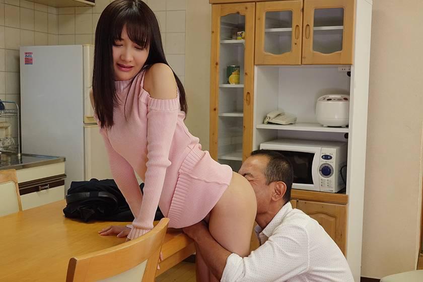 父の介護と借金で薄幸娘 自らの若い躰を肉欲男に差し出し自立す サンプル画像4
