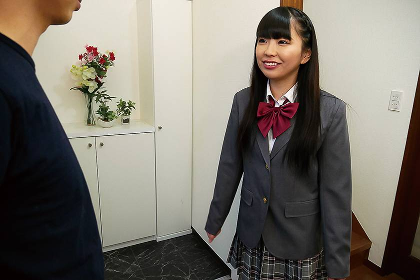 まさか!エロ配信が担任の先生にバレちゃうなんて!! 桜井千春 サンプル画像4