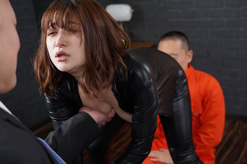 縛られた女捜査官 うららか麗 サンプル画像4