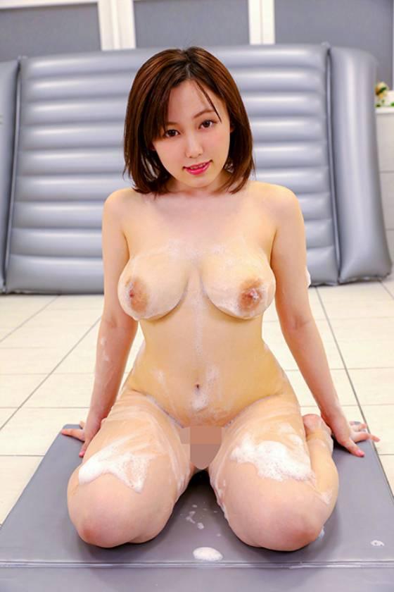 【VR】超人気Gカップ美爆乳風俗嬢【発射無制限】汚いチ○ポを サンプル画像4