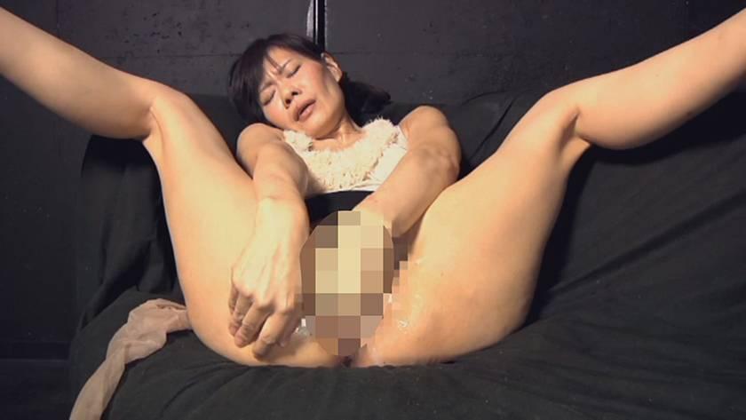 美熟女フィストファック サンプル画像5