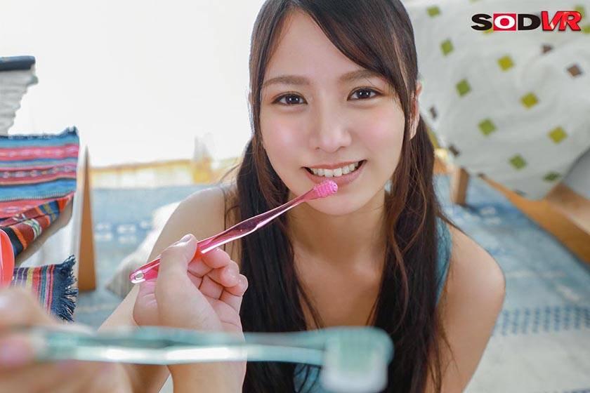 【VR】日本が大好きなタイ人彼女との【国際恋愛】イチャラブ同 サンプル画像5