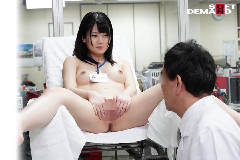 SOD女子社員 新入社員限定 ロリっ娘だらけの全裸で健康診断 サンプル画像5