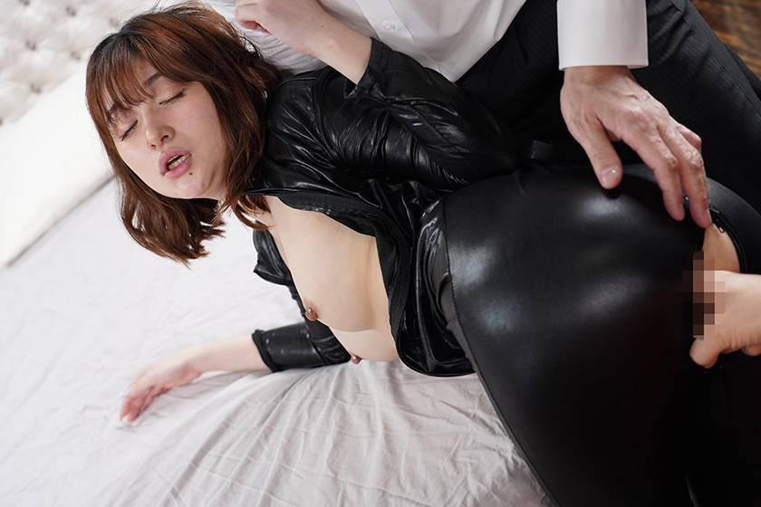 縛られた女捜査官 うららか麗 サンプル画像5