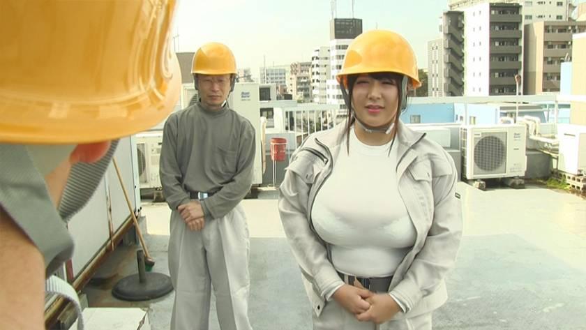 肉感作業員 パイズリ作業所編 サンプル画像5