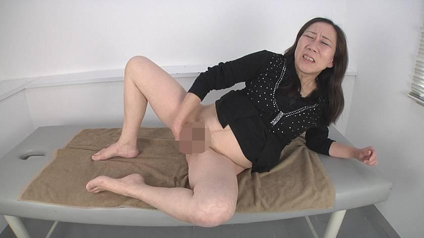 美熟女フィストファック サンプル画像6