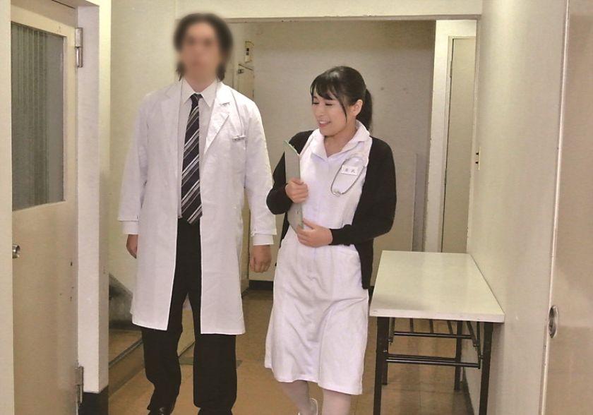 性処理専門病棟 美人ナースのエッチな看護 岩沢香代 サンプル画像6