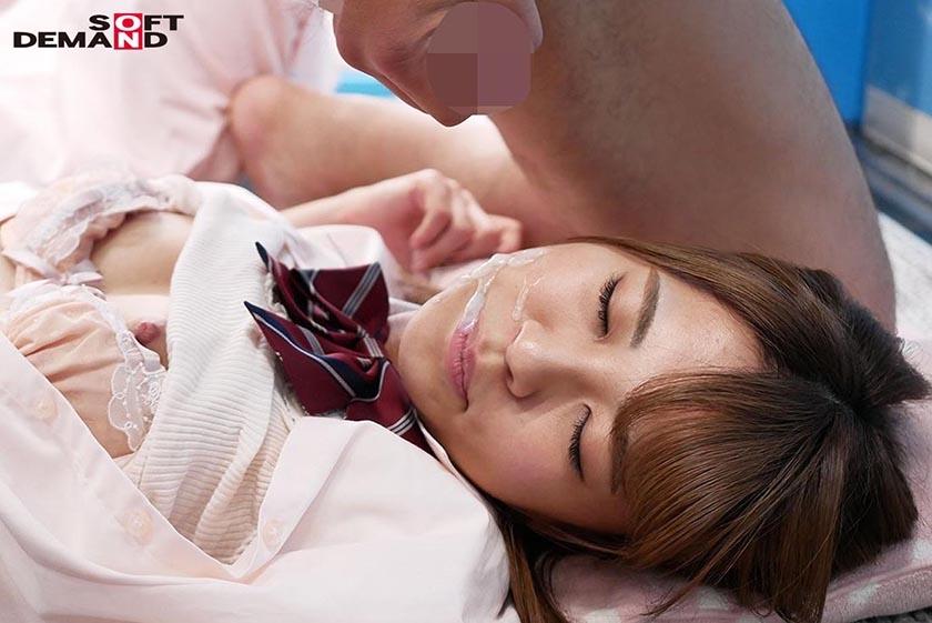 マジックミラー号 女子○生×センズリチ○ポ ドキドキ相互オナ サンプル画像6