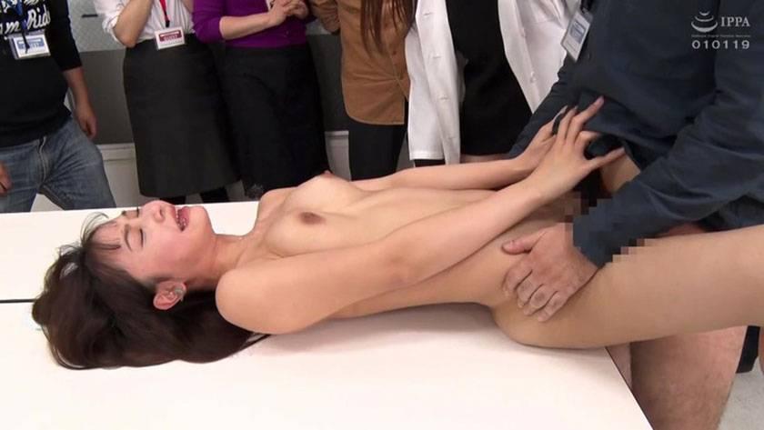羞恥!男女のカラダの違いを学習する驚愕の保健体育授業作品集! サンプル画像6