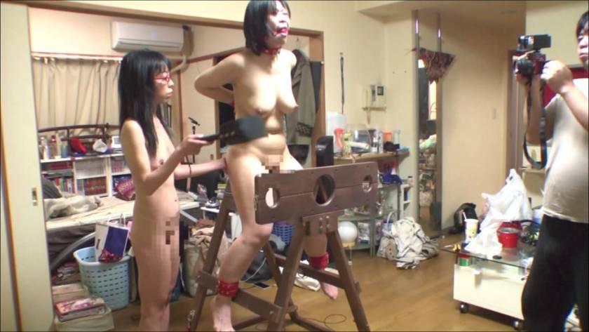 拘束!飲尿!アナル!軽い気持ちで応募してきた女たちが肉便器に サンプル画像6