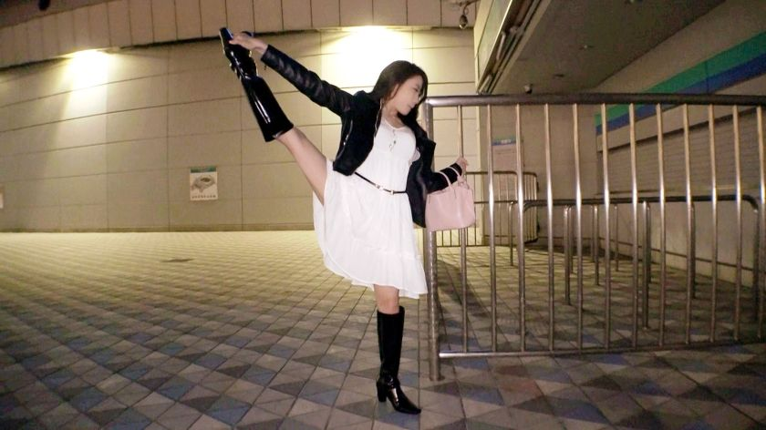 【妖艶過ぎる美女】23歳【白鳥のアソコは湖】はるきちゃん参上 サンプル画像6