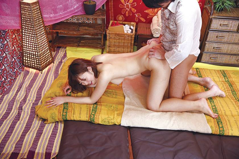 無料体験モニター募集!!偽タイ古式マッサージ 人妻中出しナン サンプル画像7