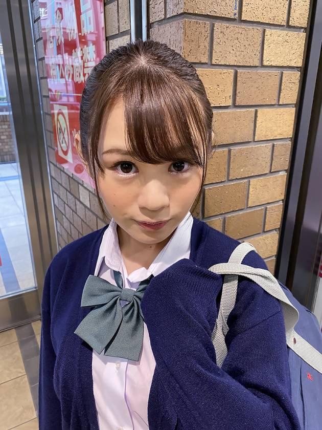 悪質シロウトナンパ 女子校生に着衣のまま素股してとお願いして サンプル画像7