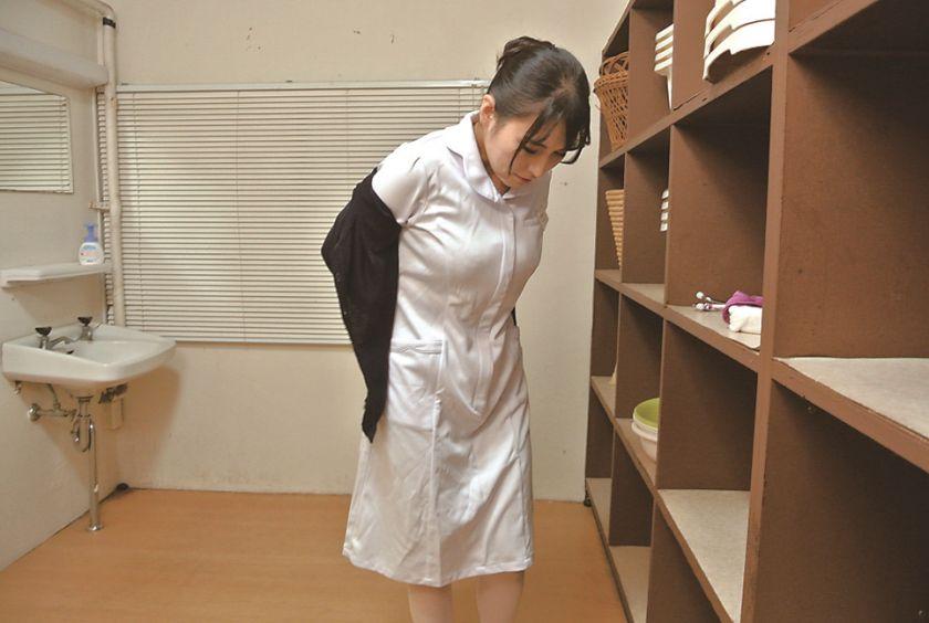 性処理専門病棟 美人ナースのエッチな看護 岩沢香代 サンプル画像7