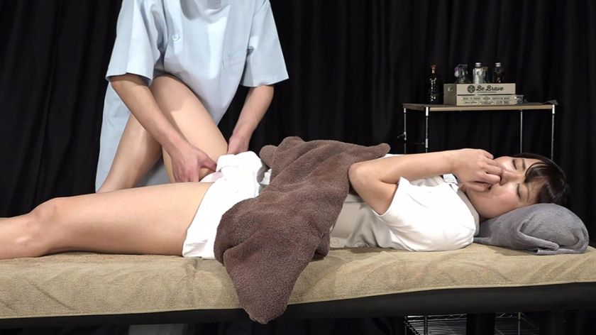 美人歯科衛生士を性感マッサージでとことんイカせてみた サンプル画像7