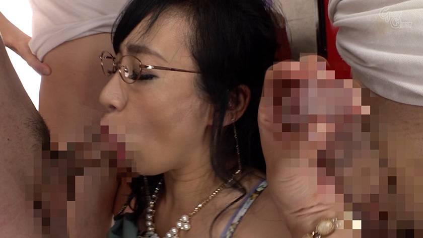 お色気P●A会長と悪ガキ生徒会 美原すみれ サンプル画像8