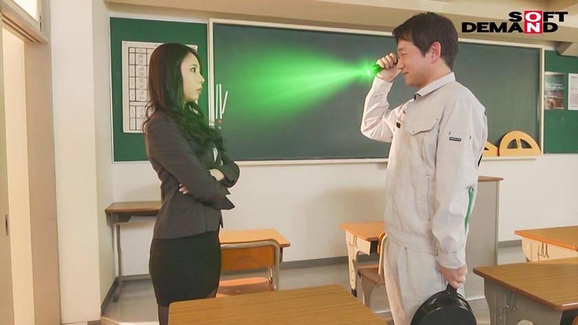 ムカつく女教師を●●●●して、変態授業を始めます 神ユキ サンプル画像8