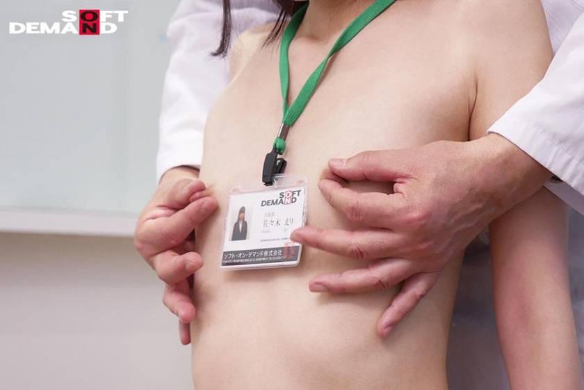 SOD女子社員 新入社員限定 ロリっ娘だらけの全裸で健康診断 サンプル画像8