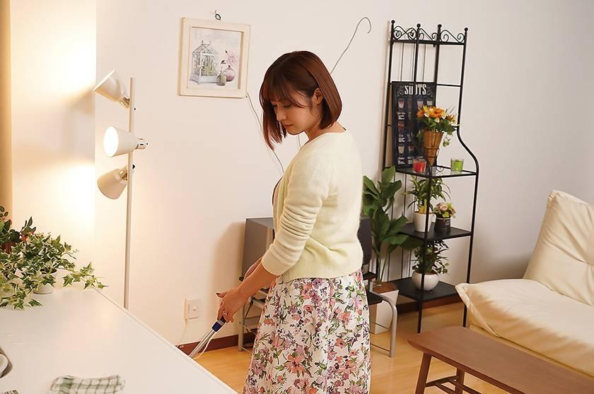 完全主観で楽しむ藤森里穂との新婚生活 サンプル画像8