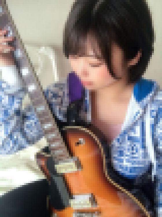 【流出】ガールズバンド ボーカルK(20)ボーイッシュな爆乳歌姫のプライベートな女子の顔 中出しハメ撮り流出【個人撮影】 サンプル画像2